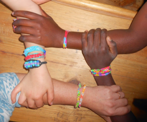 Friendship bracelets_volunteer page